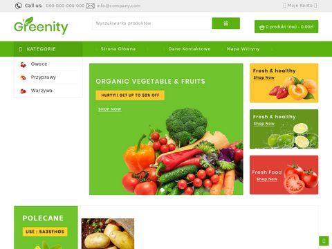 Organicznysklepik.pl - sklep z żywnością ekologiczną