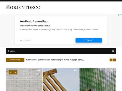 Orientdeco.pl upominki reklamowe