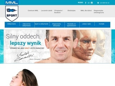 Oddychanie.pl - serwis medyczny