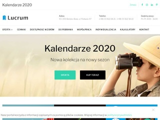 Producent kalendarzy