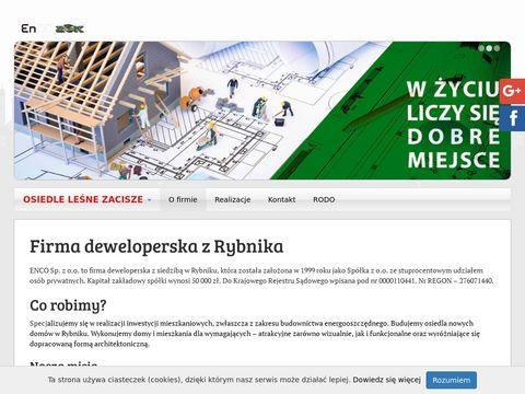 Enco deweloper budowlany Rybnik