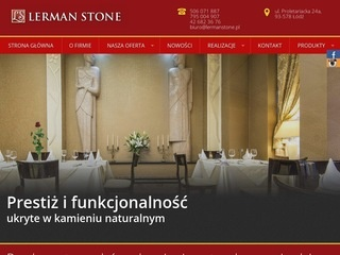 Lermanstone.pl
