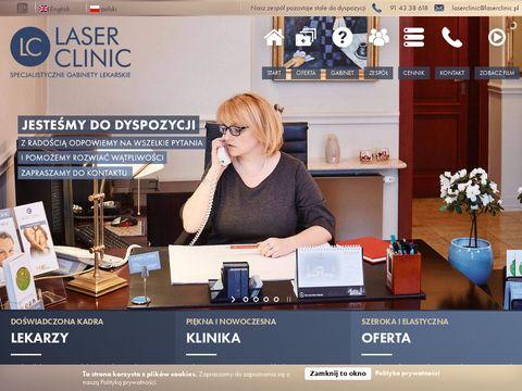 Laser Clinic medycyna estetyczna Szczecin