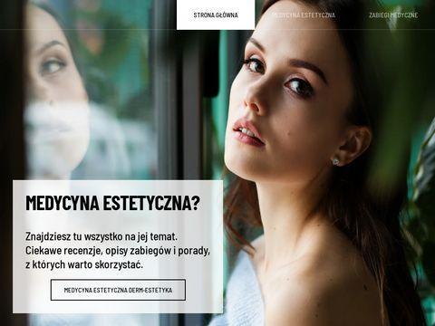 M-technology.info zabiegi medycyny estetycznej