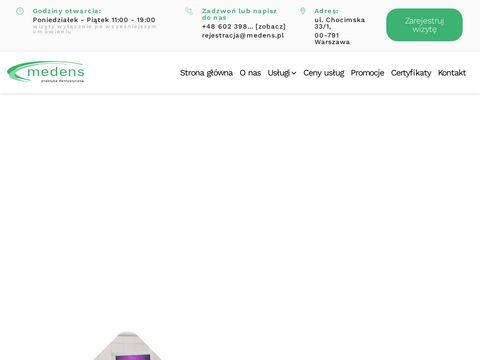 Medens.pl gabinet stomatologiczny