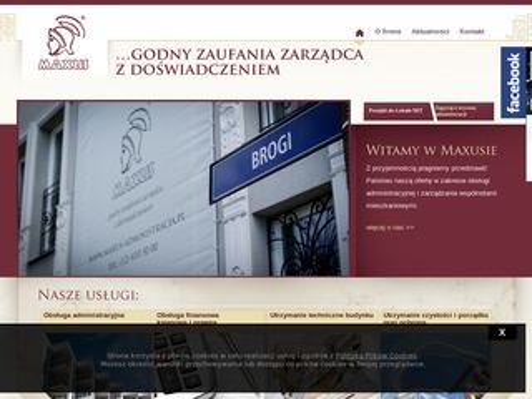 Maxus - zarządzanie nieruchomościami Kraków