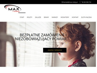 Max-rolety.pl