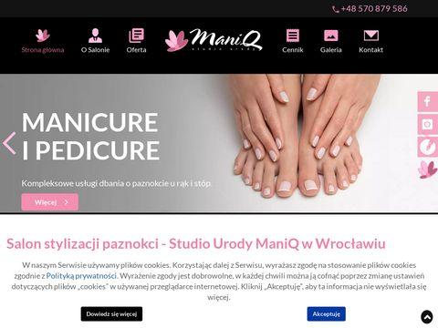 ManiQ salon kosmetyczny Wrocław