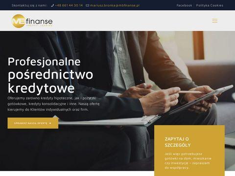 Mbfinanse kredyt gotówkowy Tomaszów mazowiecki