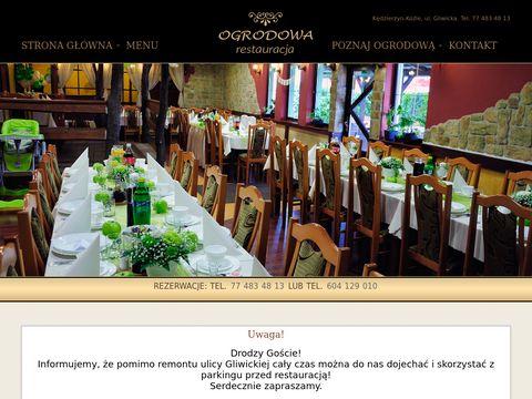 Restauracjaogrodowa.pl
