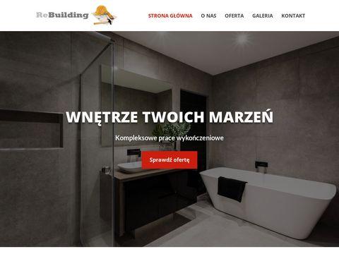 Rebuilding Olsztyn - remonty i wykończenia