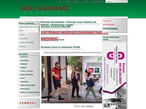 Radomskomeble.pl Meble Radomsko 11 Listopada