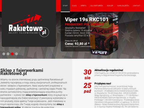 Rakietowo.pl petardy sklep online