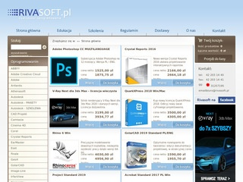 Rivasoft.pl Sketchup pro cena