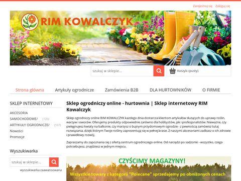 RIM Kowalczyk sp.j. artykuły grillowe