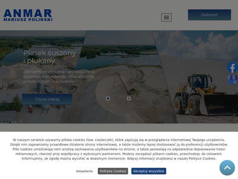 Anmar piasek kujawsko-pomorskie