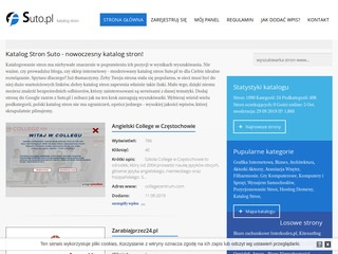 Suto.pl katalog stron internetowych