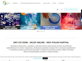 Dry Ice Zone Sp. z o.o. suchy lód