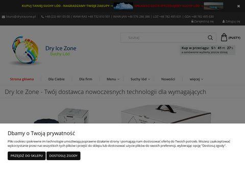 Dry Ice Zone Sp. z o.o. suchy lód