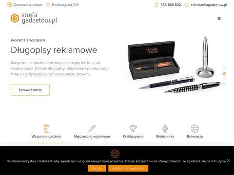 Strefagadzetow.pl - tanie gadżety reklamowe