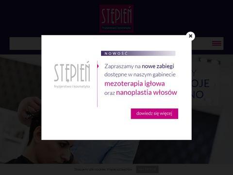 Stepienkosmetyka.pl - dobra kosmetyczka Katowice