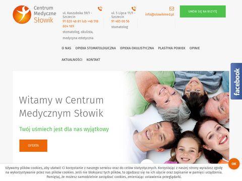 Centrum Medyczne Kaszubska dentysta Szczecin
