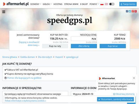 Speedgps.pl