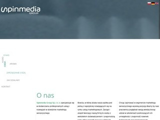 Spinmedia.pl - audiomarketing