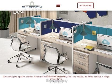Systemmeble.pl fotele biurowe Bydgoszcz