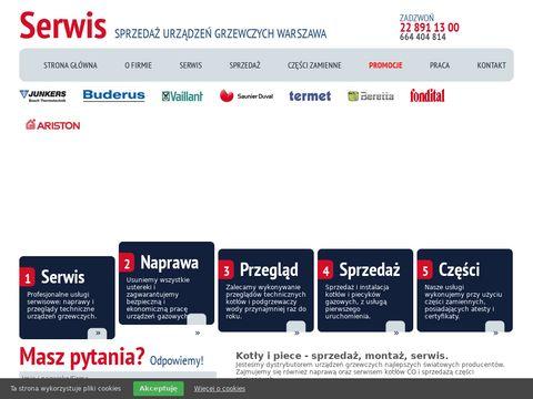 Serwisgrzewczy.com.pl