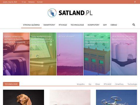 Satland ładowarki GSM