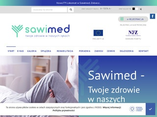 Sawimed.pl hydroterapia