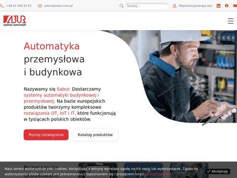 Sabur.com.pl panele HMI