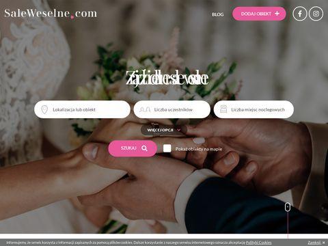Saleweselne.com dom weselny