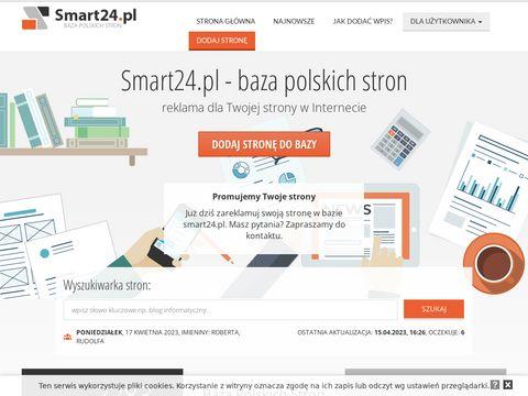Smart24.pl reklama przez internet