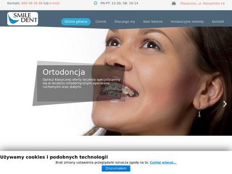 Smile-Dent Dobry dentysta Warszawa