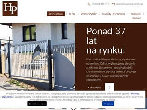 Slusarstwo.olsztyn.pl