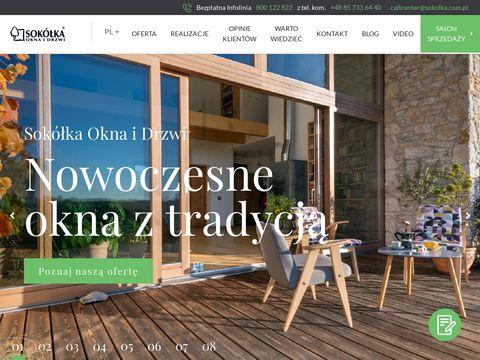 Okna drewniane Olsztyn