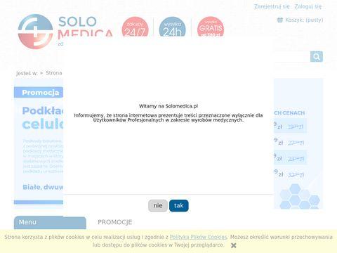 Solomedica.pl - APS - rękawiczki medyczne
