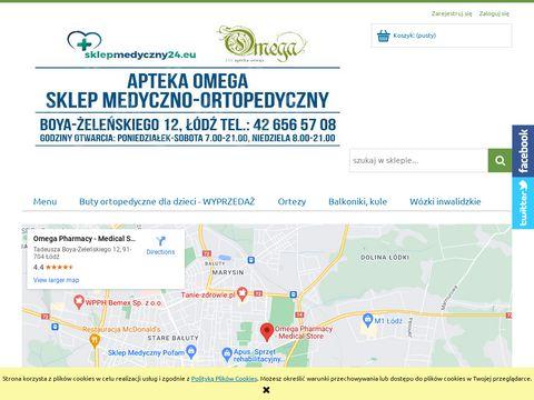 Omega Śmigielscy - stabilizatory ossur