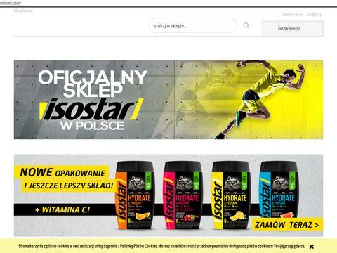 Sklepisostar.pl fitness odżywki