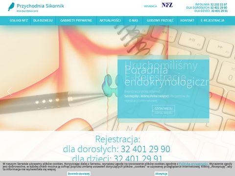 Przychodnia-sikornik.com alergolog dziecięcy
