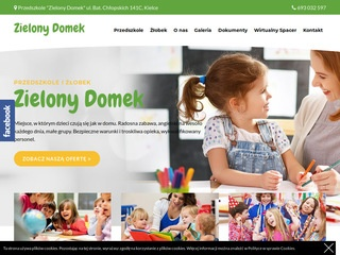 Przedszkole Zielony Domek Kielce
