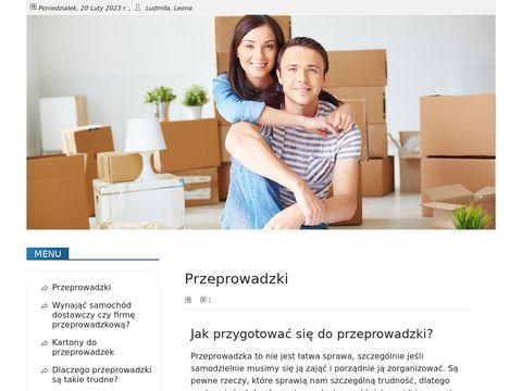 F.H.U Luxton-Przeprowadzki Lublin, Transport