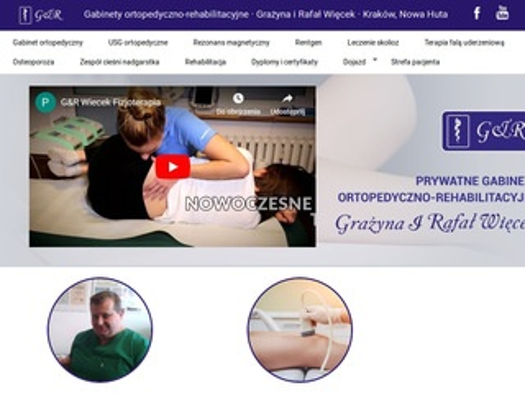WIĘCEK Porady ortopedyczne