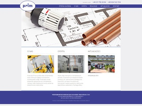 PRIM zewnętrzne instalacje elektryczne