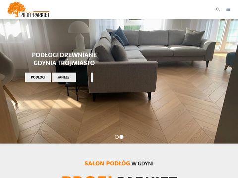 Profi-Parkiet drewniane podłogi Gdańsk