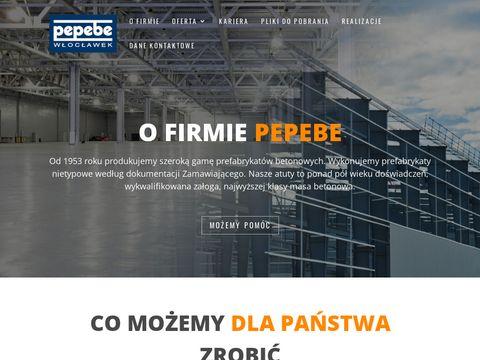 Pepebe - garaże betonowe