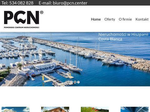 PCN biuro nieruchomości Plac Kaszubski Gdynia