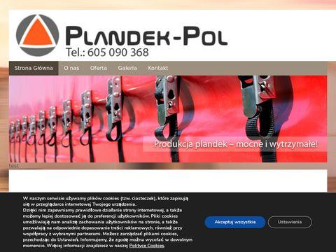 PLANDEK-POL Hale namiotowe